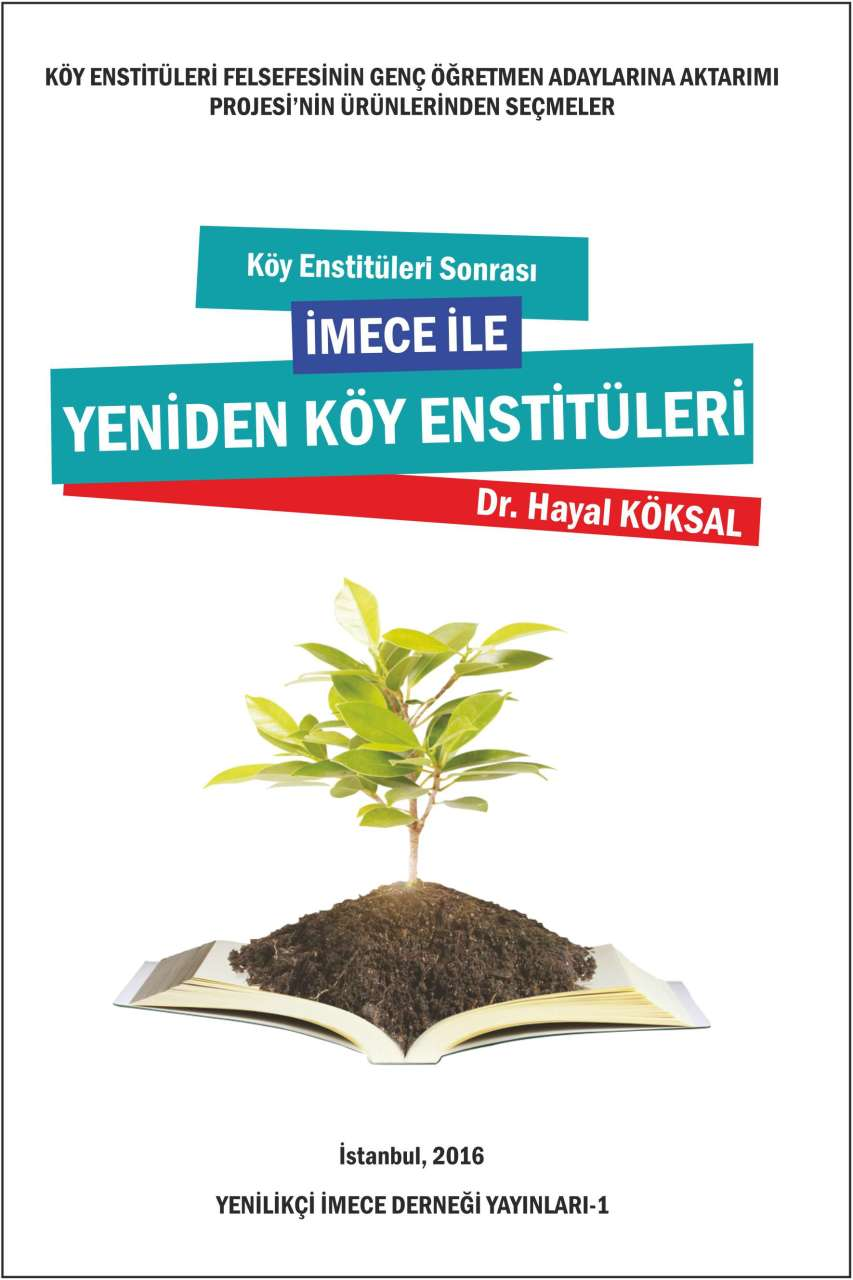 The Book about Village Institutions holding 30 İmece Circles project.